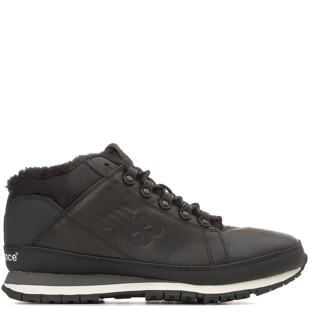 Утепленные кроссовки New Balance 754 черного цвета