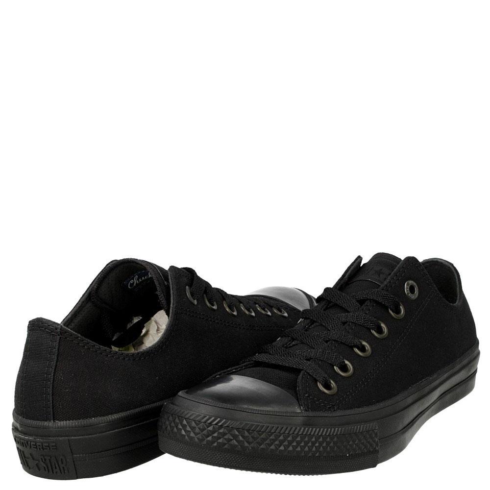 Мужские кеды черного цвета Converse