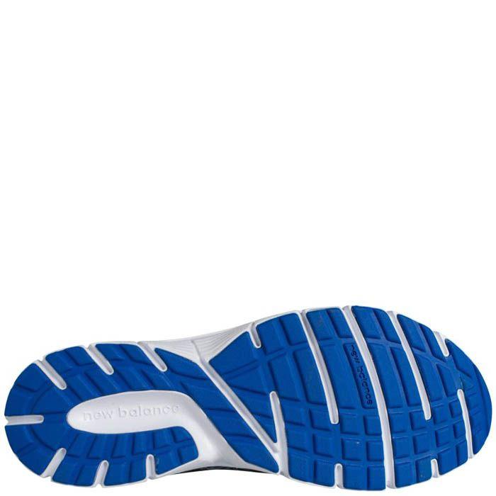 Кроссовки New Balance мужские Fitness Running серые с голубым