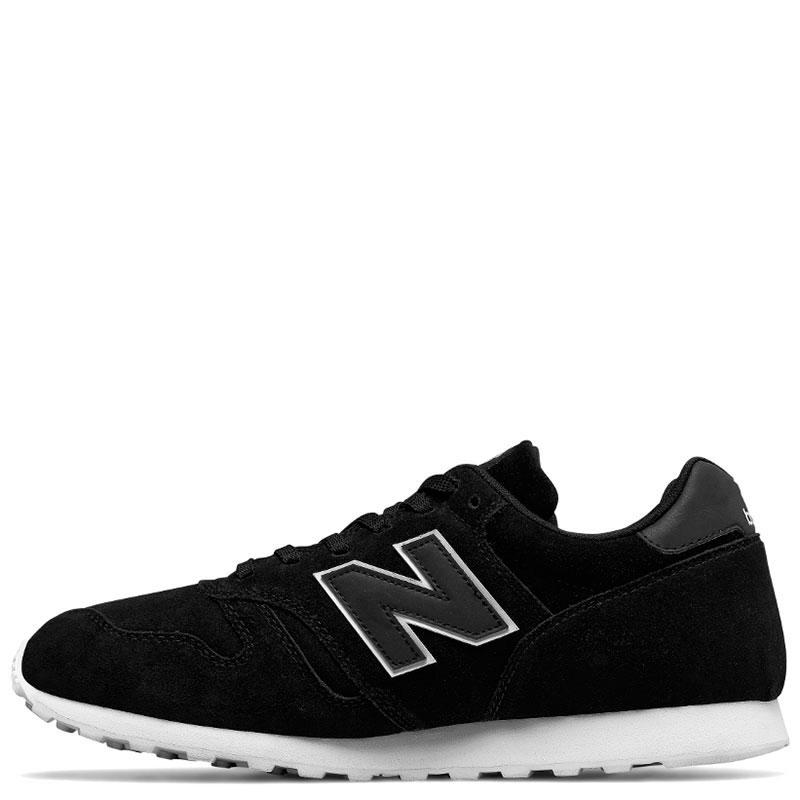 Черные кроссовки New Balance 373