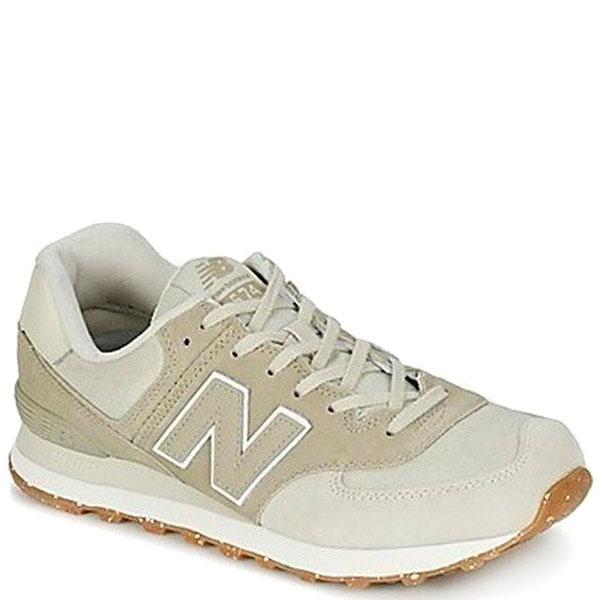 Серые кроссовки New Balance 574 Lifestyle