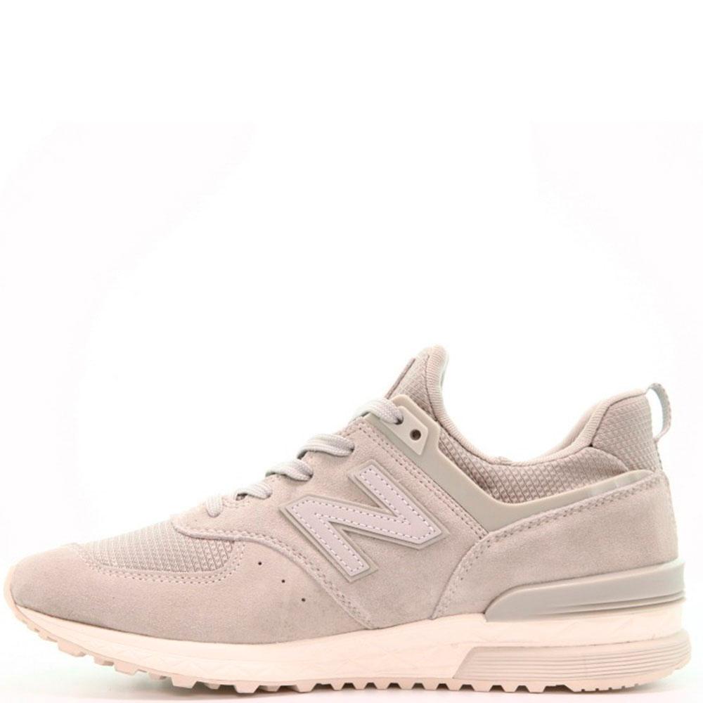 Мужские кроссовки New Balance 574 светло-серого цвета