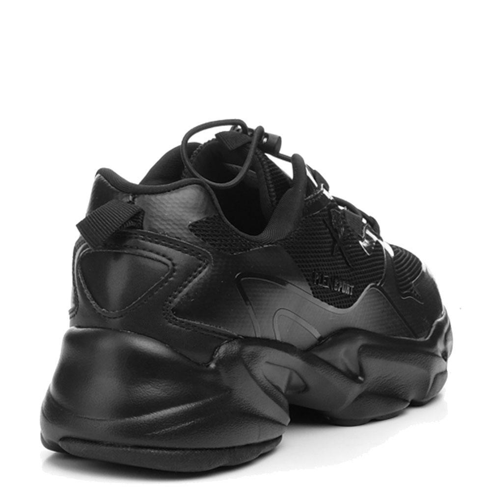 Спортивные кроссовки Philipp Plein Logos на толстой подошве
