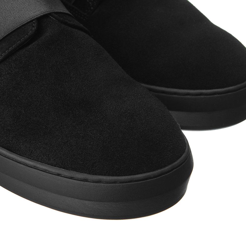 Черные ботинки Alberto Guardiani на резинке
