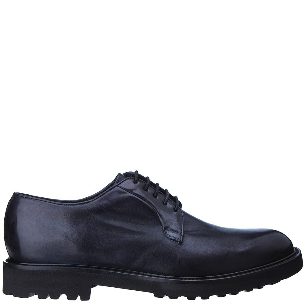 Зимние туфли Brecos в синем цвете