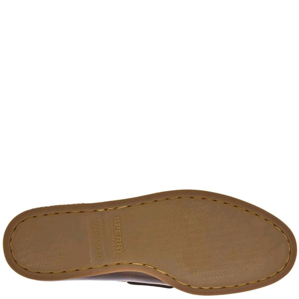 Топсайдеры Sperry мужские темно-коричневого цвета