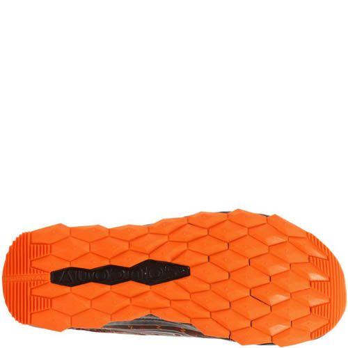 Кроссовки Saucony Nomad Tr Red Black Orange мужские, фото