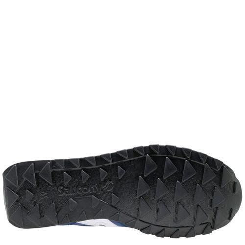 Мужские кроссовки Saucony Jazz Original темно-синие с белым, фото