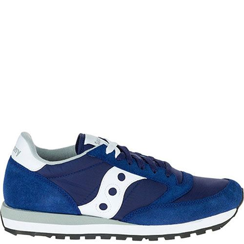 Кроссовки Saucony Jazz Original Blue синего цвета, фото
