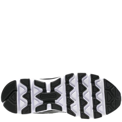 Мужские беговые кроссовки Saucony Grid Mayhem черные с зеленым и желтым, фото