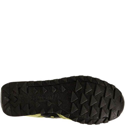 Кроссовки Saucony JAZZ LOW PRO Light Green-Black, фото