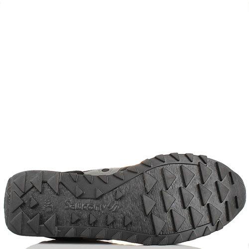 Мужские кроссовки Saucony Jazz Low Pro черные, фото