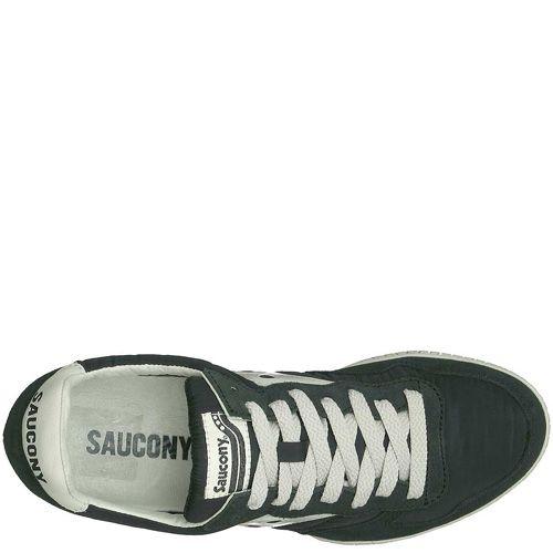 Мужские кроссовки Saucony Bullet темно-серые с зеленоватым оттенком, фото