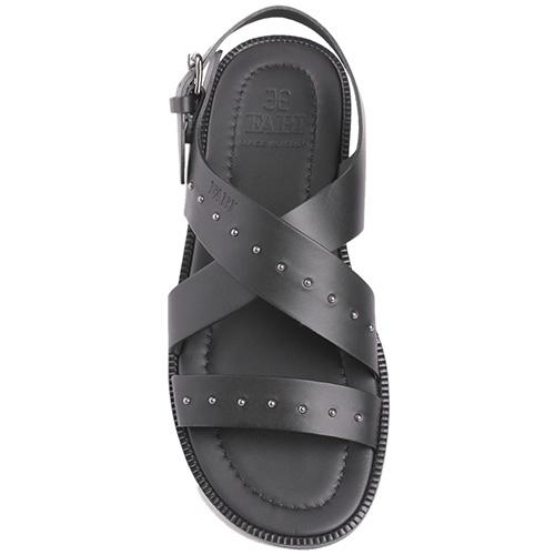 Мужские сандалии FABI с декором-заклепками, фото