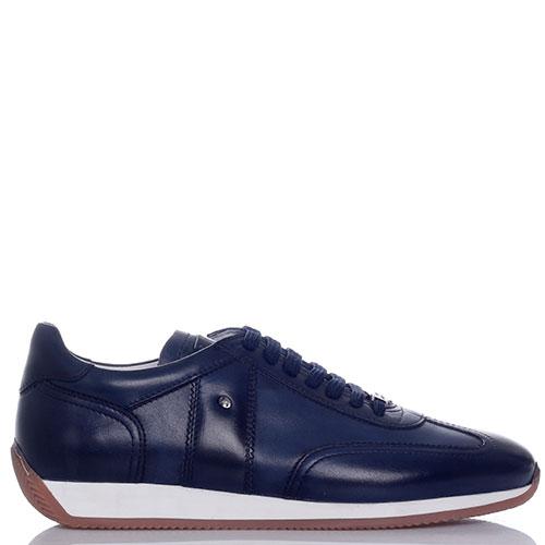 Кроссовки Roberto Serpentini темно-синего цвета, фото