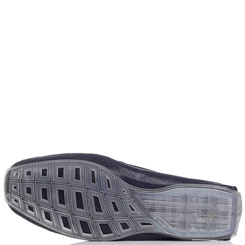Мокасины Aldo Brue с декором на носке, фото