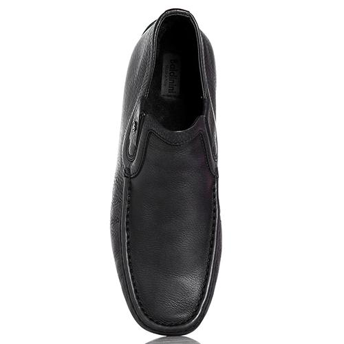 Высокие мокасины Baldinini черного цвета, фото