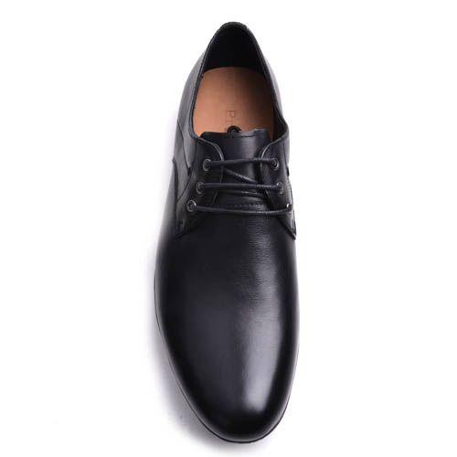 Туфли Prego мужские классические с округлым носком, фото