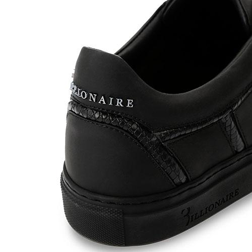 Кеды Billionaire Crest с эмблемой бренда, фото