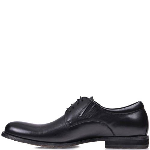 Туфли Grado мужские черного цвета классические, фото