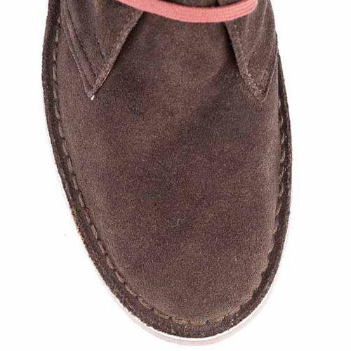 Ботинки-дезерты Bagatt замшевые коричневые, фото