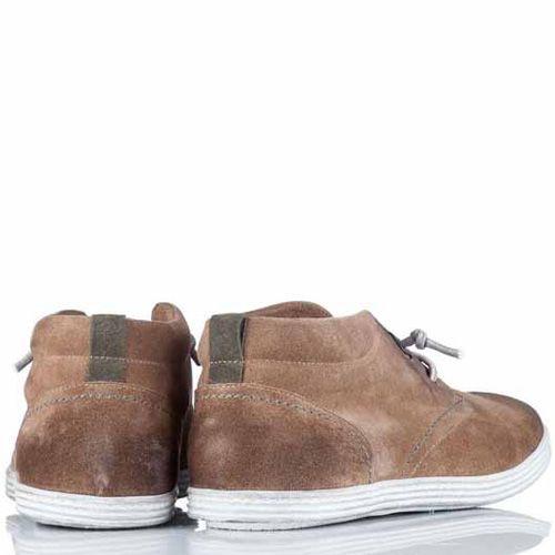 Кеды Marc Loden замшевые коричневые, фото