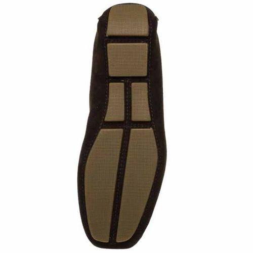 Мокасины Bagatt замшевые коричневые, фото