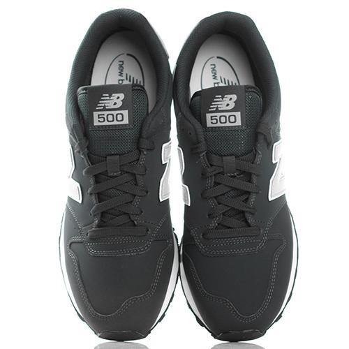 Кроссовки New Balance 500 цвета хаки, фото