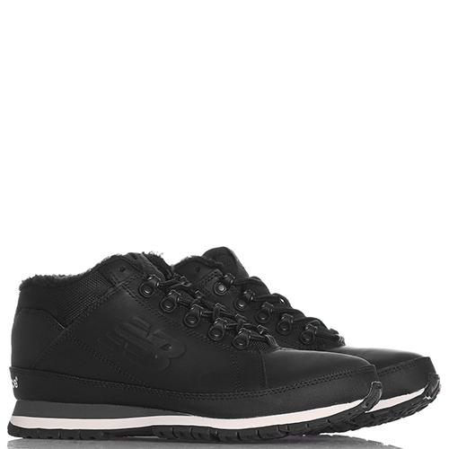 Утепленные кроссовки New Balance 754 черного цвета, фото