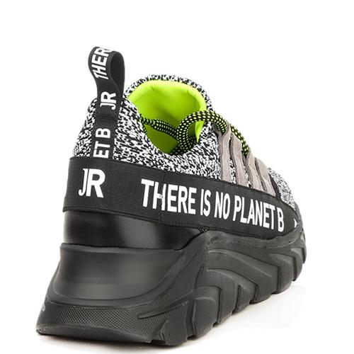Спортивные кроссовки John Richmond Eagle на толстой подошве, фото