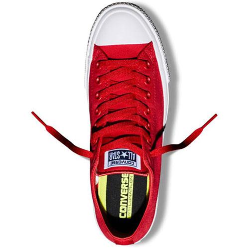 Мужские красные кеды Converse, фото