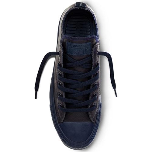 Мужские кеды Converse синего цвета, фото