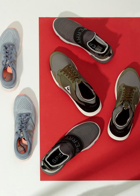 Мужские кроссовки New Balance M1980NYC серого цвета, фото