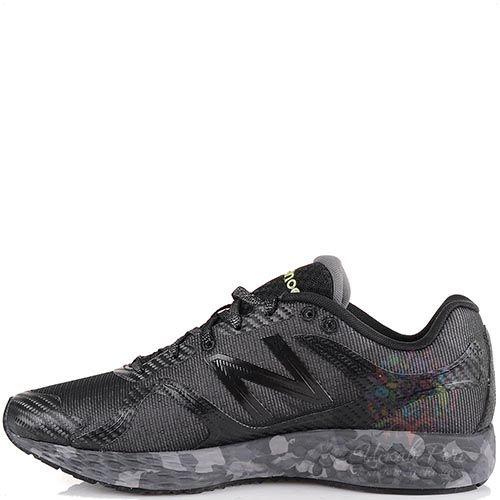 Мужские беговые кроссовки New Balance 980 Fresh Foam черные, фото