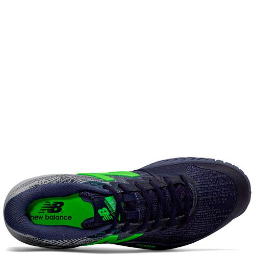 Текстильные кроссовки New Balance 996 серого цвета, фото