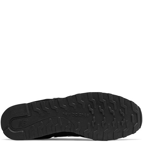 Замшевые кроссовки New Balance 373 черного цвета, фото