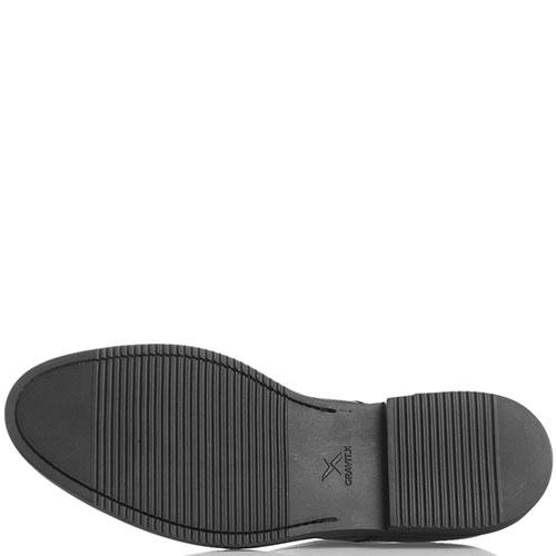 Утепленные туфли Brecos коричневого цвета, фото