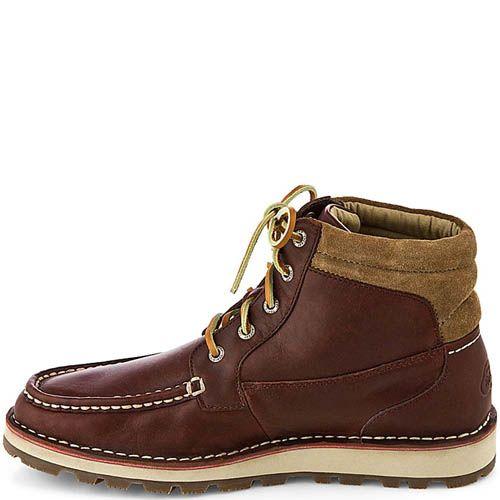 Ботинки Sperry Top-Sider Dockyard Sport Chukka коричневого цвета, фото