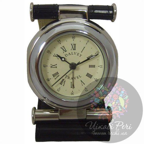 Часы дорожные Dalvey Travel SP в коже Mignon , фото