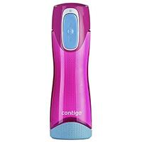Бутылка спортивная Contigo Swish розового цвета 500 мл, фото