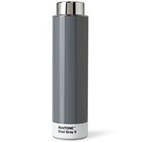 Спортивная фляга Pantone Cool Gray 9 для воды, фото