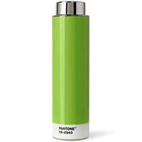 Бутылка спортивная Pantone Green 15-0343 500 мл, фото
