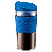 Стакан дорожный Bodum Travel Mug синий, фото