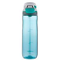 Спортивная бутылка Contigo Cortland 720мл бирюзового цвета, фото