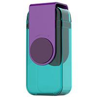 Фиолетовая бутылка Asobu Juicy Drink Box для детей 300мл, фото