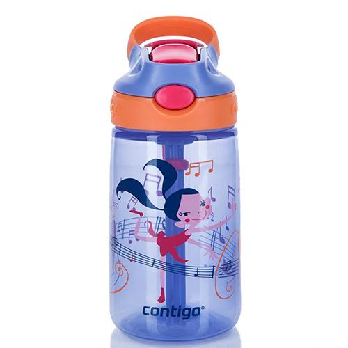 Детская бутылка Contigo Gizmo Flip 420 мл, фото