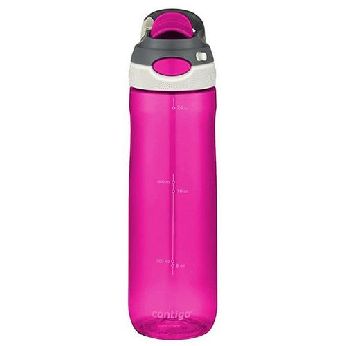 Розовая бутылка Contigo Autospout Chug для воды 720 мл, фото