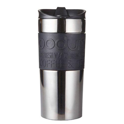 Термокружка Bodum Travel Mug 0,35л черная, фото