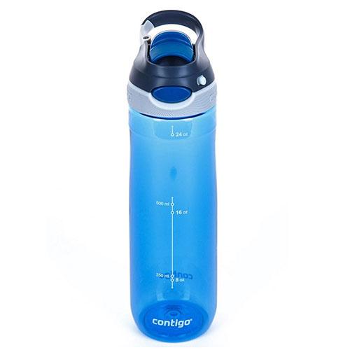 Спортивная бутылка Contigo Autospout Chug 720мл синего цвета, фото