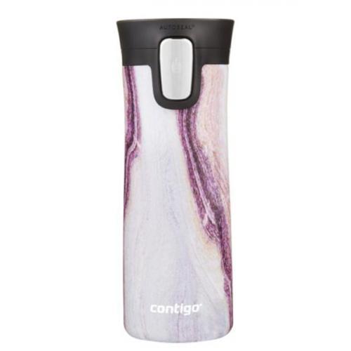 Термокружка Contigo Pinnacle Countre фиолетового цвета 420мл, фото